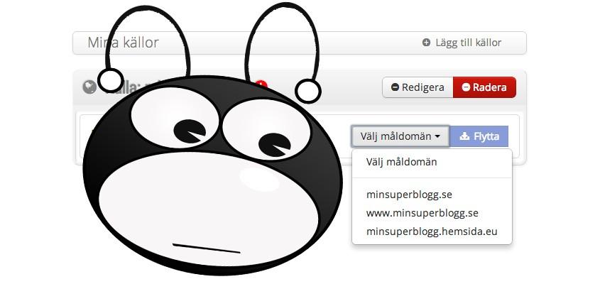 Flytta WordPress-sidor till Oderland med deras nya verktyg