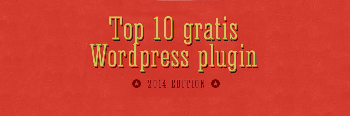 Top 10 gratis WordPress plugin