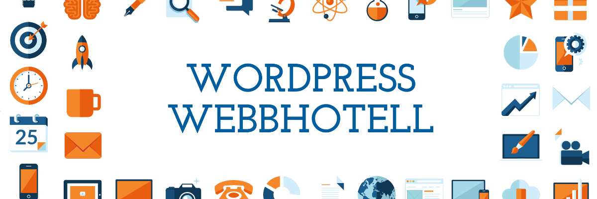 Bra svenska webbhotell för WordPress – Jämför!